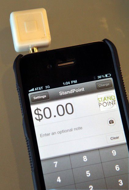 Square device set to make small-scale vending easier