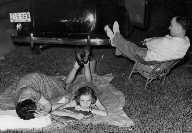 Heat wave rolls on in 1936