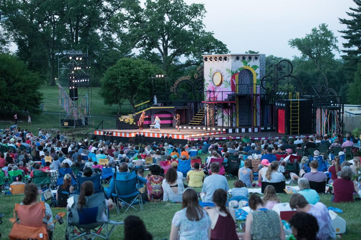 'Romeo & Juliet' at Forest Park