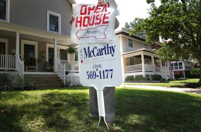 House for sale in Webster Groves (2010)