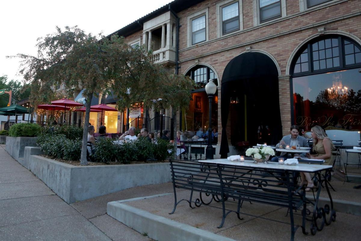 10 of our favorite St. Louis spots for outdoor dining