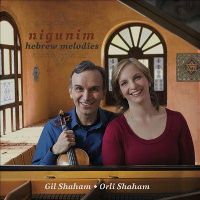 'Nigunim: Hebrew Melodies'