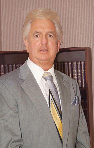 Ferguson judge Ronald J. Brockmeyer