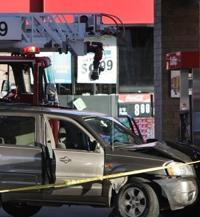 Woman struck at south St  Louis QuikTrip station | | stltoday com