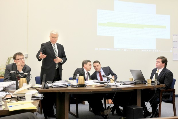 Turner vs. School District of Clayton in circuit court on Wednesday