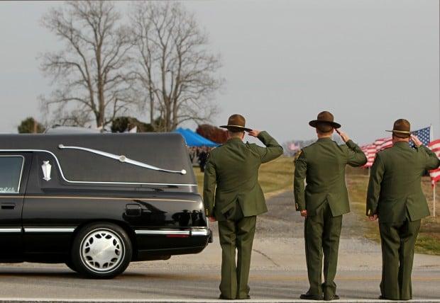 Illinois trooper laid to rest