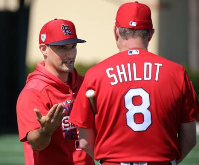 Cardinals spring training continues