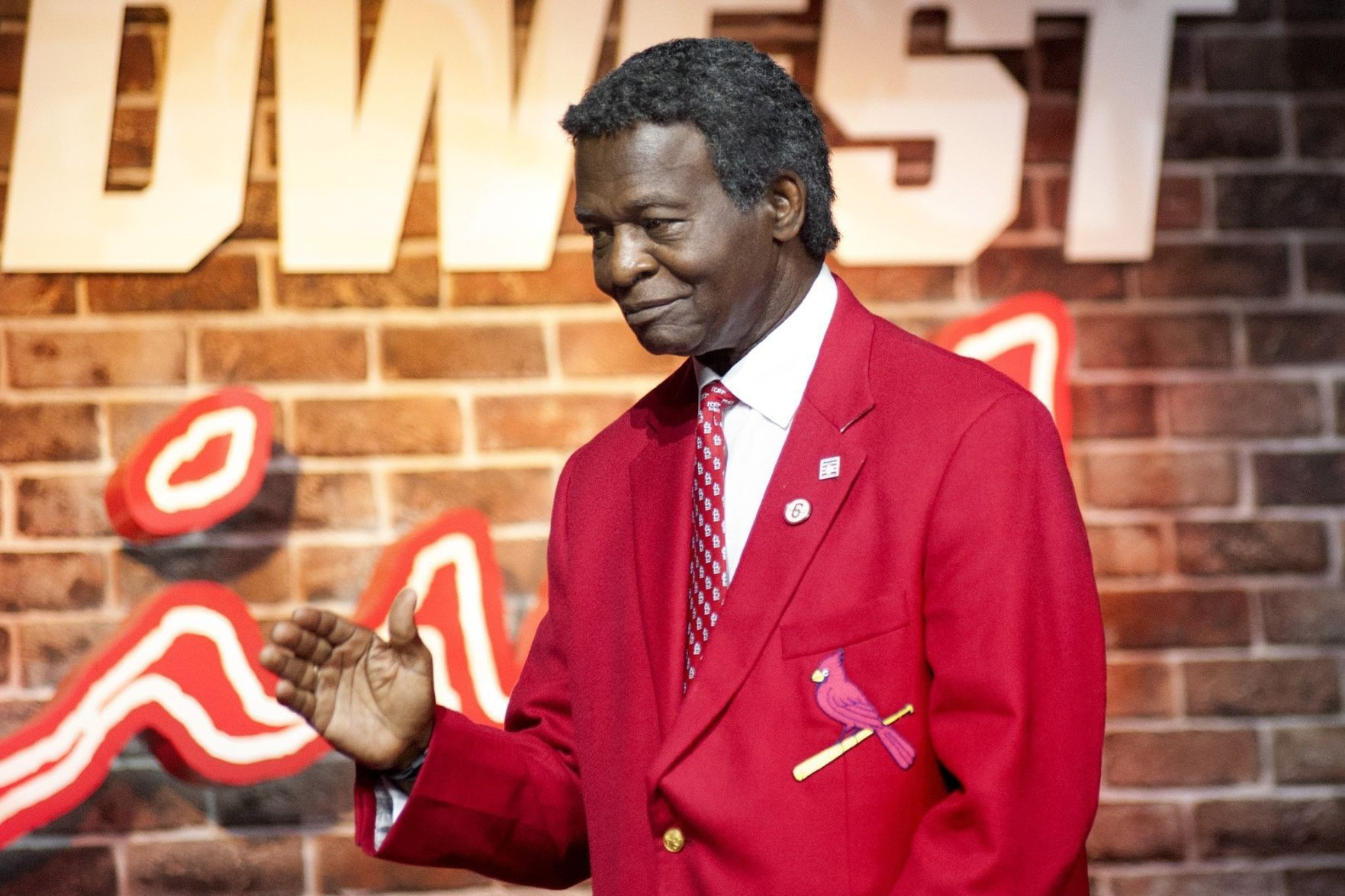 Doctors Say Lou Brock is Cancer Free