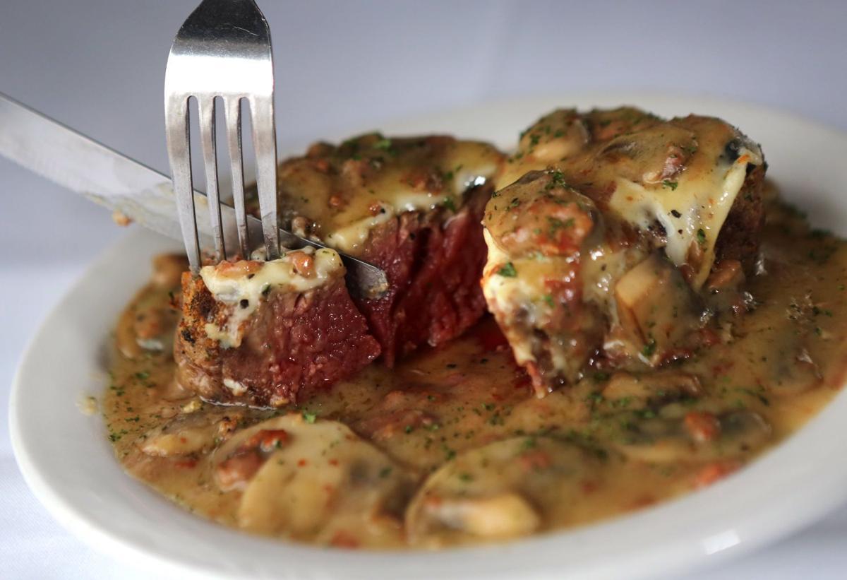 Steak Mudega