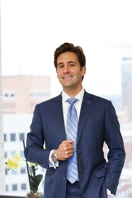Attorney David Gregory