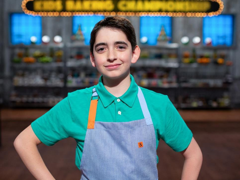 Ladue teen loses in championship on Food Network baking show