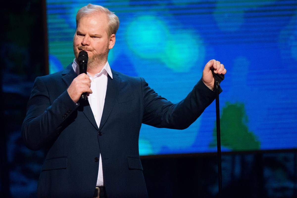 Jim Gaffigan delivers laughs and, ultimately, Hot Pockets to crowd ...