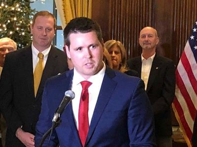 Gov. Mike Parson appoints new treasurer