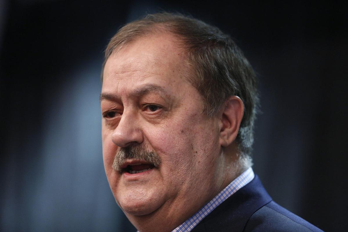 Blankenship says he will make a third-party run for Senate in West Virginia