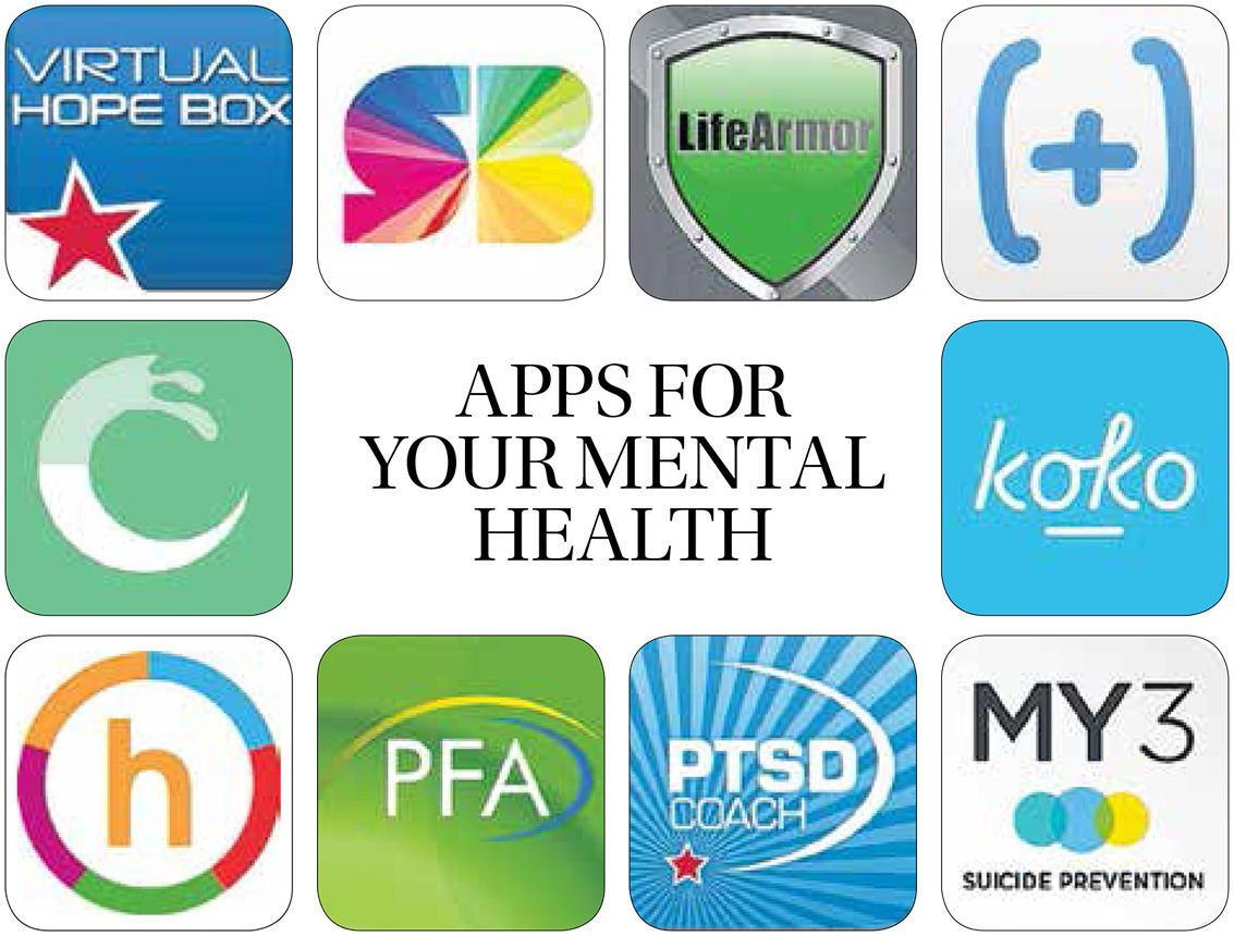 Treating and preventing mental illness through your
