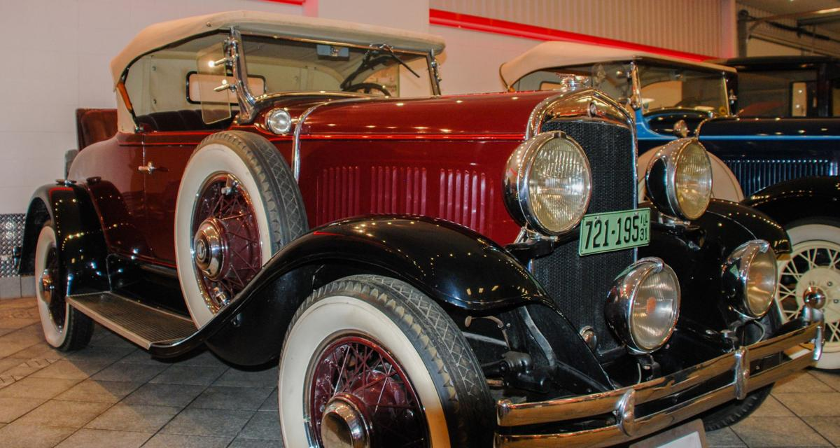 This 1931 Chrysler Series Cj Roadster Is Unique To Dick Levi S