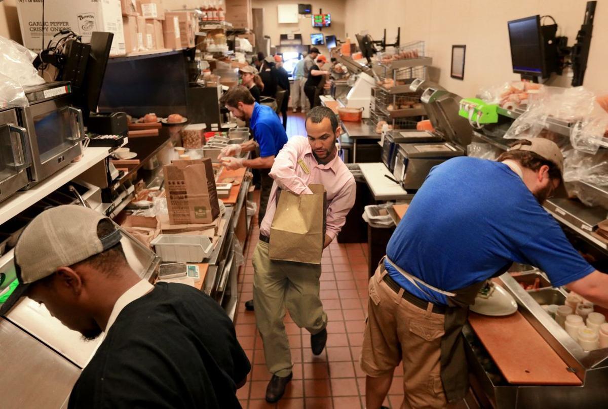 Panera Bread taps former Darden Restaurants exec as president ...