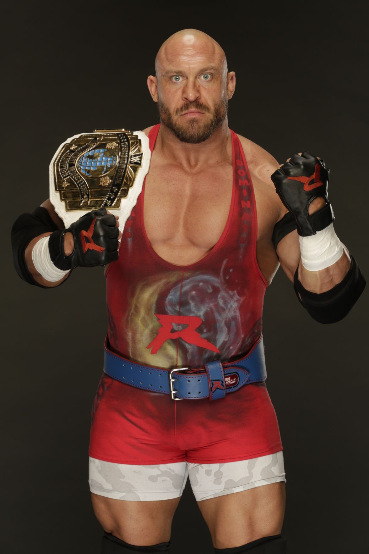 Wwe Wrestler Ryback Seizes A Second Chance Arts And Theater