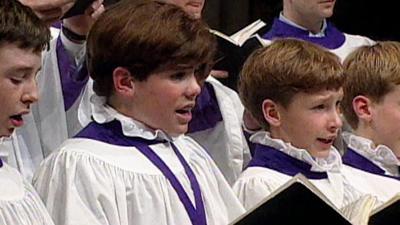 Choir of Men and Boys, Washington National Cathedral