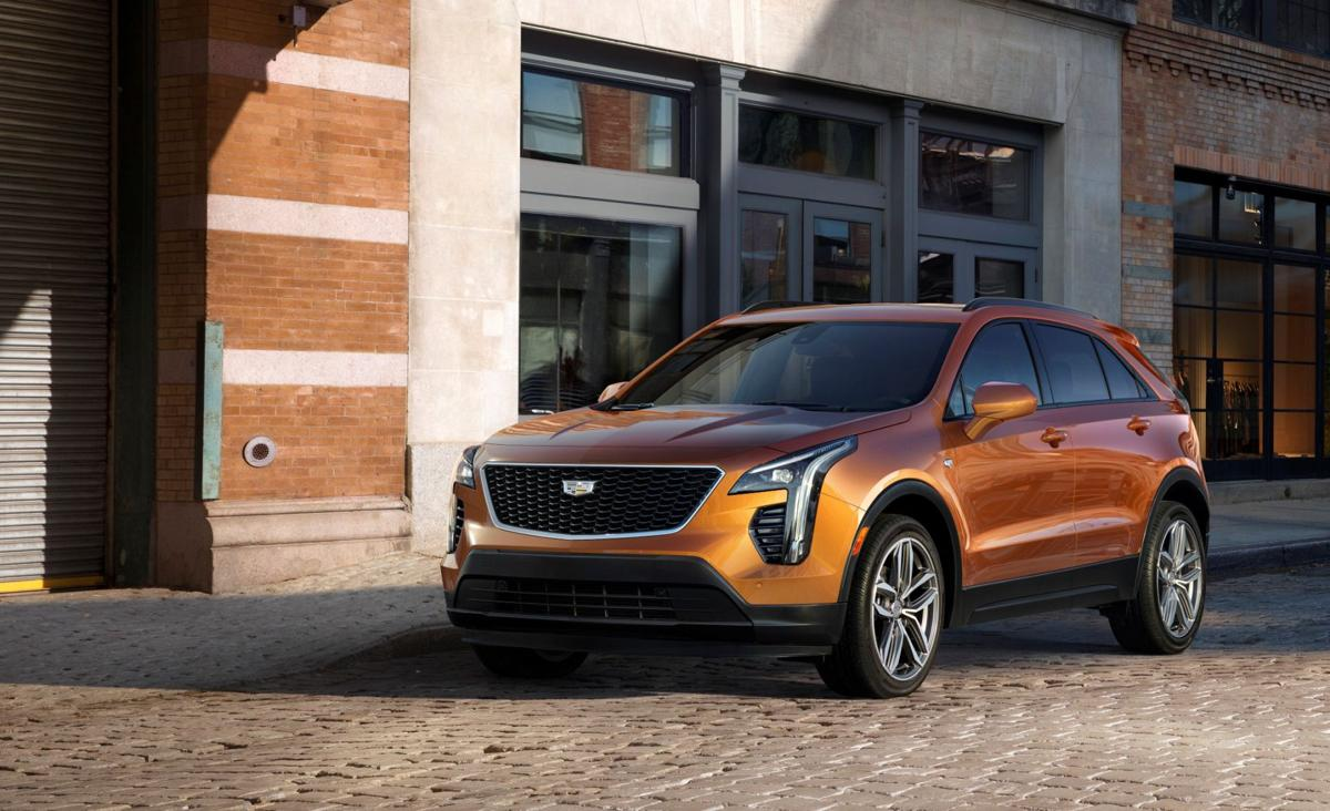 2019 Cadillac XT4 After A Seemingly Endless Absence, Caddy