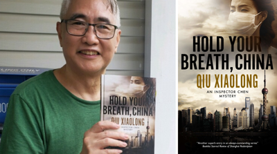 Chinese authorities won't come clean about pollution in new novel by local author Qiu Xiaolong