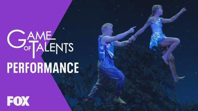 3D Dancer from St Louis on Fox's Game of Talents