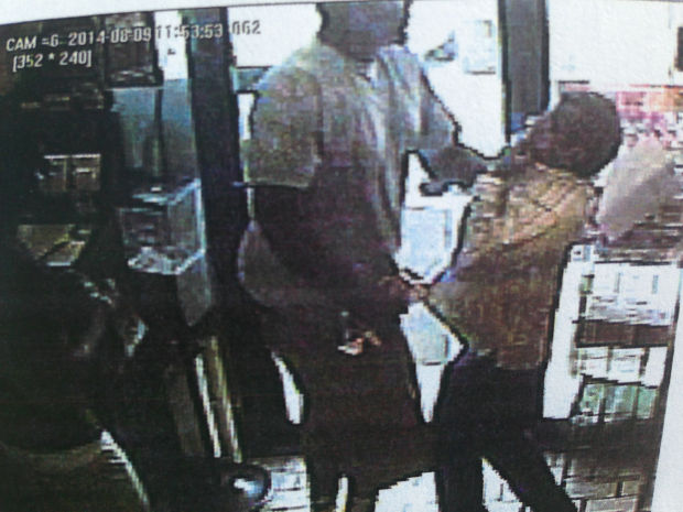 New video in Michael Brown case