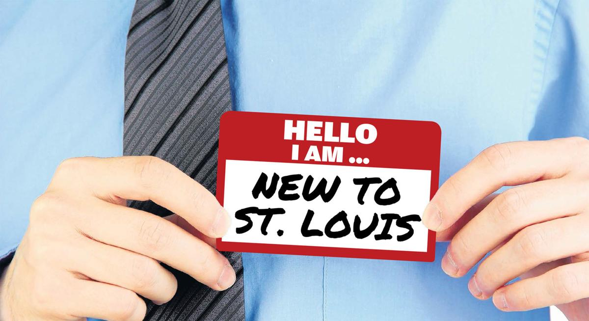 New to St. Louis