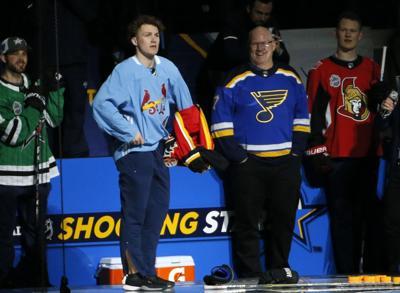 NHL skills competition