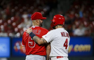 Cardinals close out Angels series