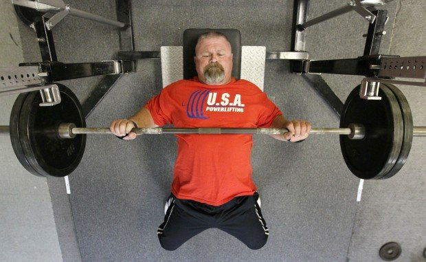 Powerlifter gets better with age | Metro | stltoday com