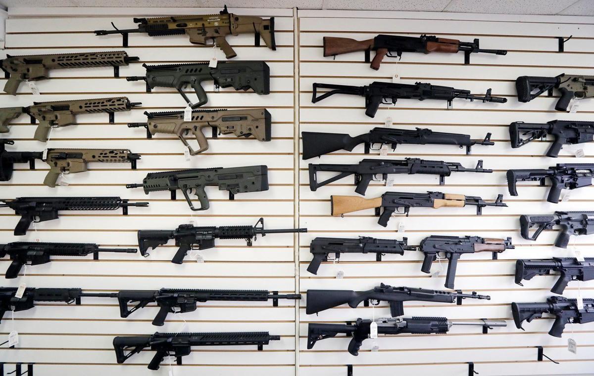 Gun Rights Nullification