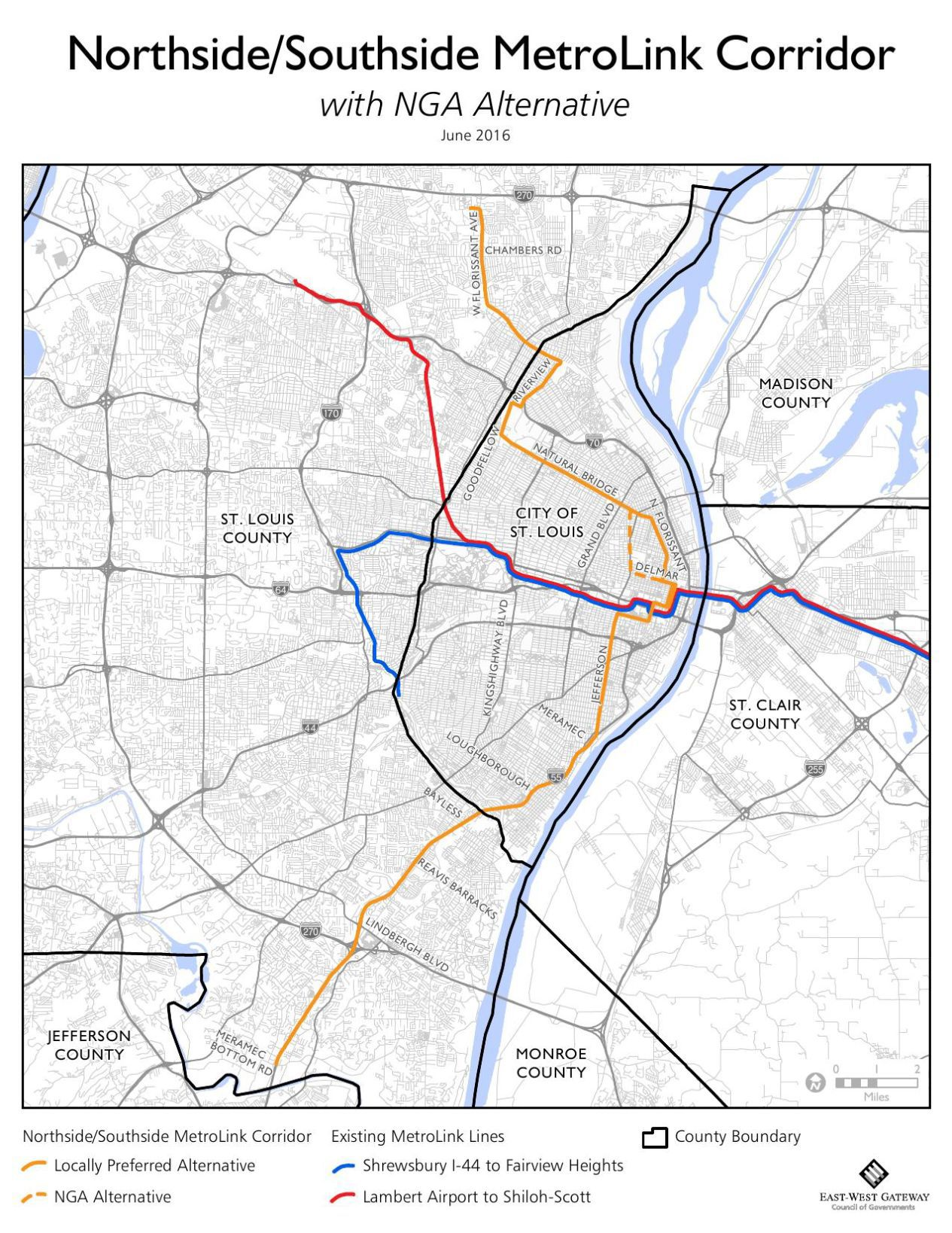 Whats at stake in MetroLink expansion Metro stltodaycom