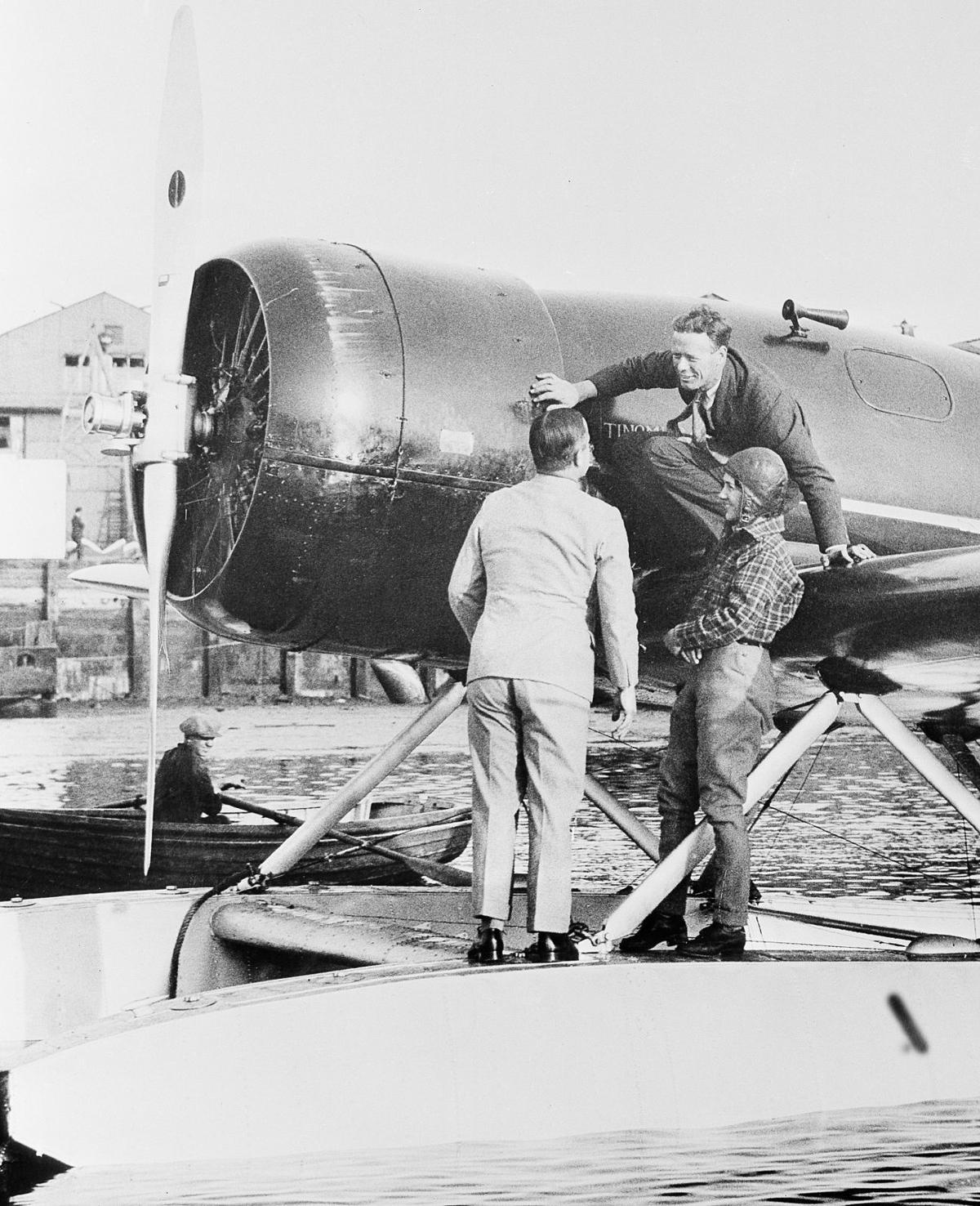 1933: Lindbergh Morrow
