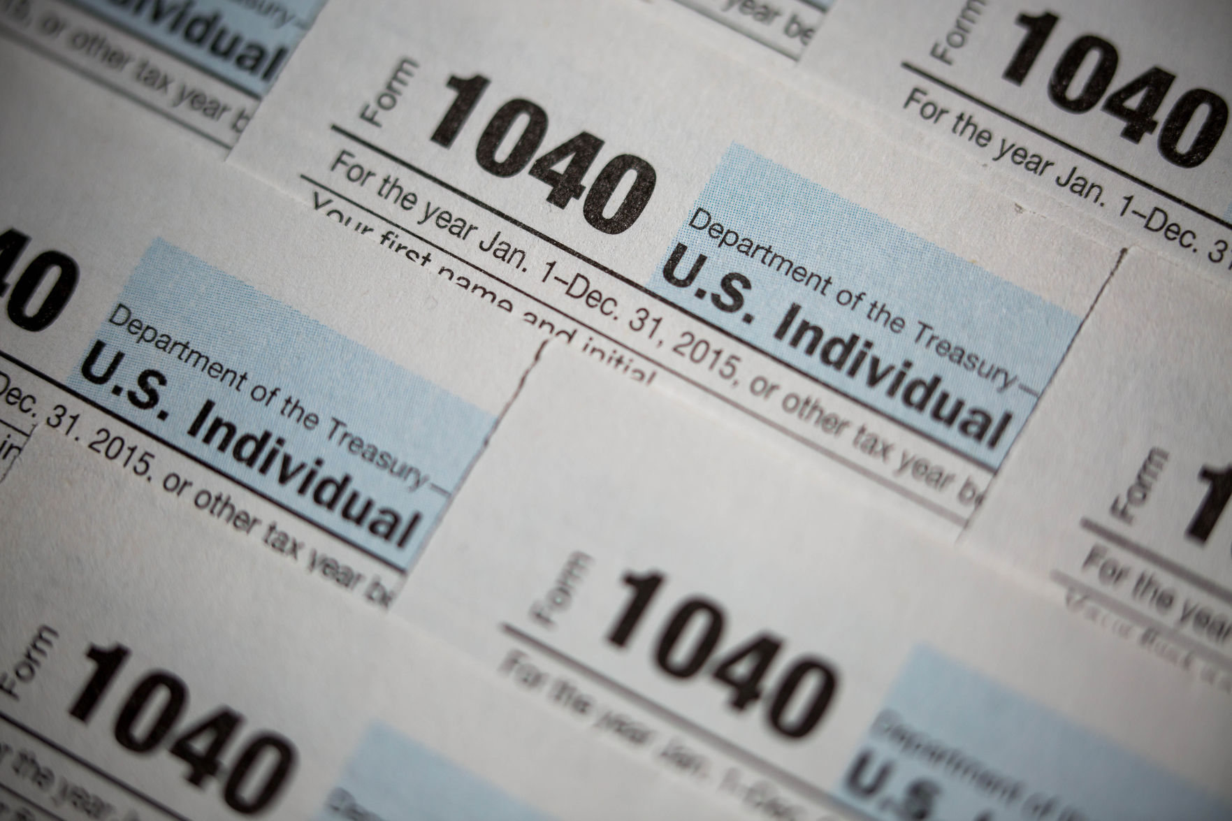 Individual Income Tax forms on Feb 17