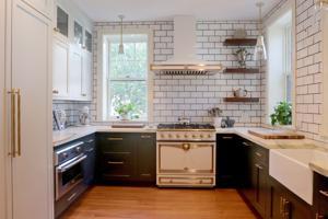 Renoviert Küche ist der star der Arts and Crafts-Haus in Compton Heights