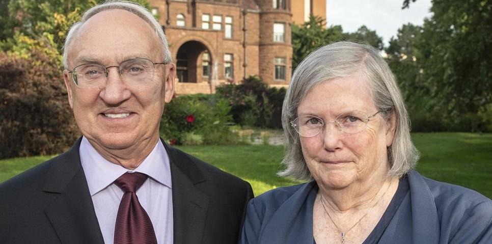 Jeanne and Rex Sinquefield lauded for supporting music education
