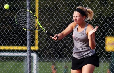 Lindbergh vs. Kirkwood girls tennis