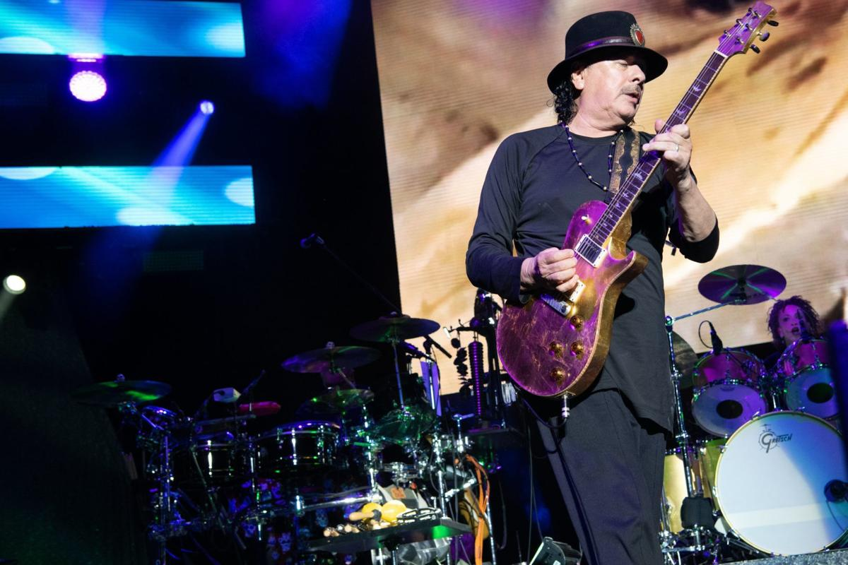 iParty: Santana and the Doobie Brothers rock at Hollywood Casino Amphitheatre