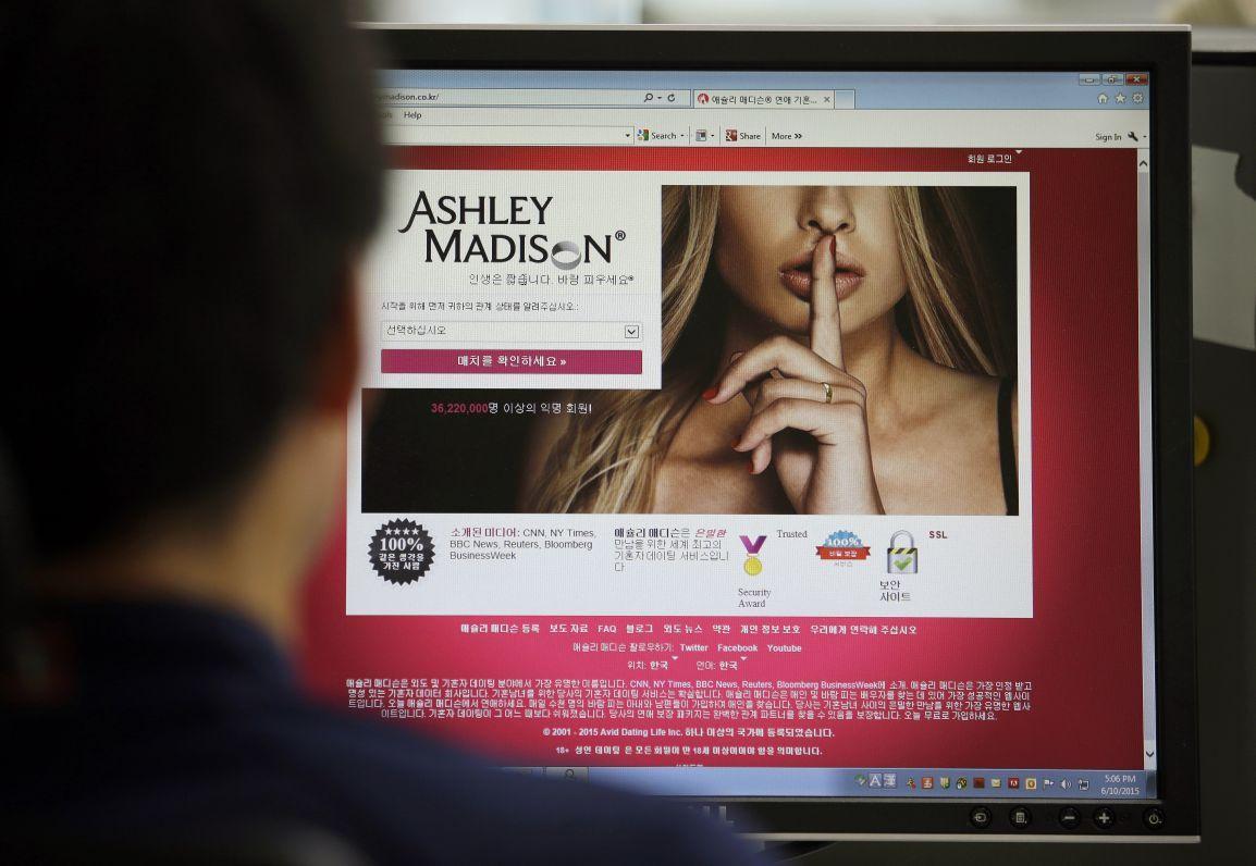 Ashley madison now
