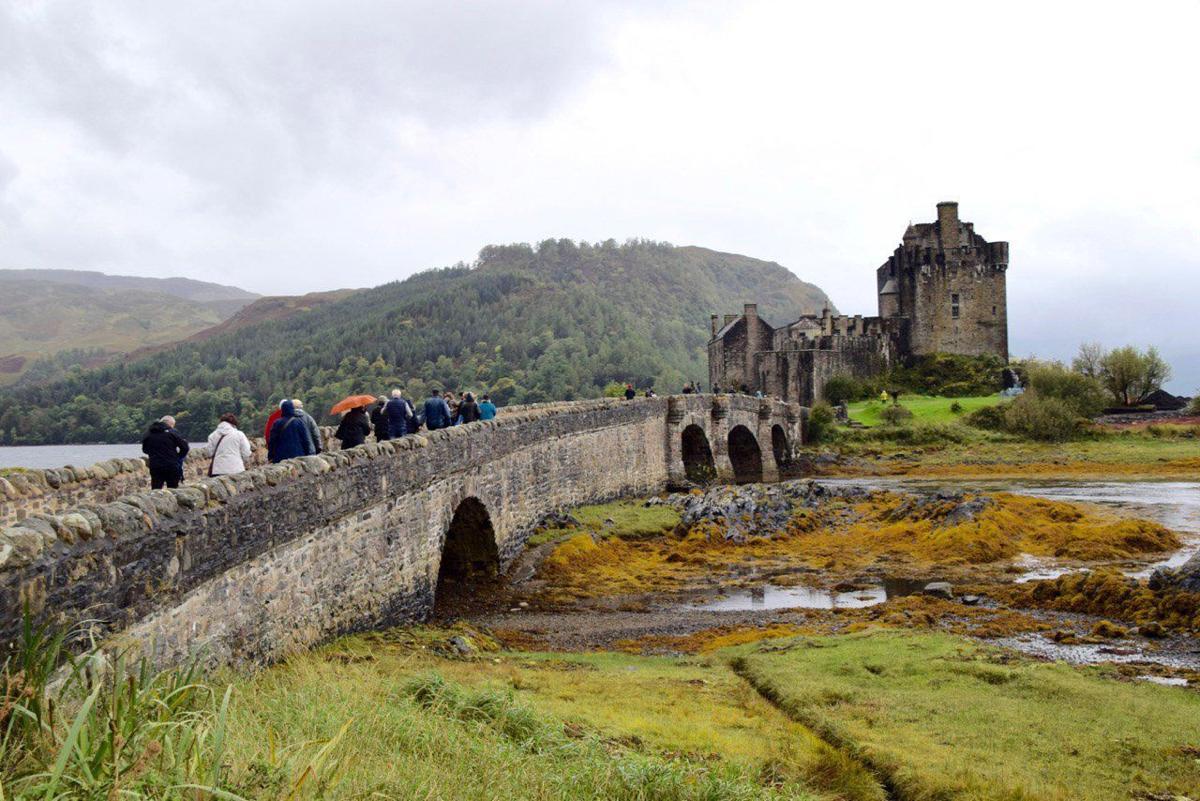 Scotland: Land Of Fairies, Glens, Rocks, Castles And