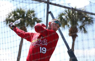St. Louis Cardinals spring training