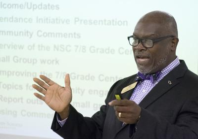 Residents gathers for Normandy Schools Collaborative Community Forum