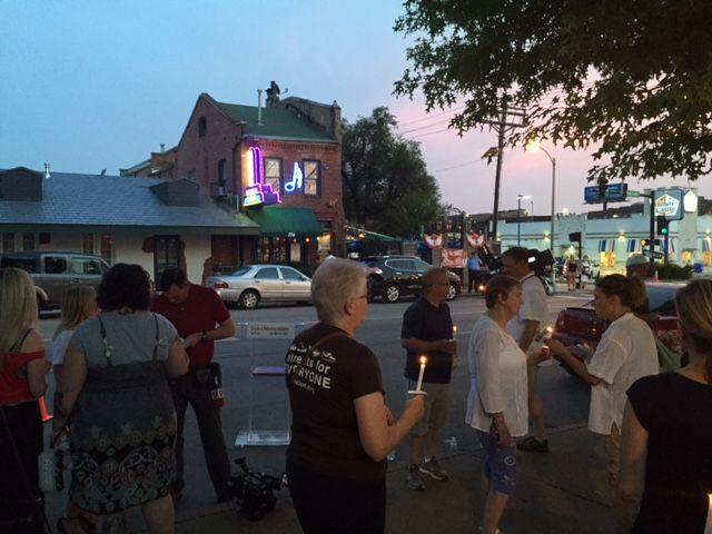 Vigil to remember pedestrians killed