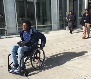 St. Louis, Mann, erschossen, gelähmt Stadt Staatsanwaltschaft Neffe wird 4 Jahre im Gefängnis