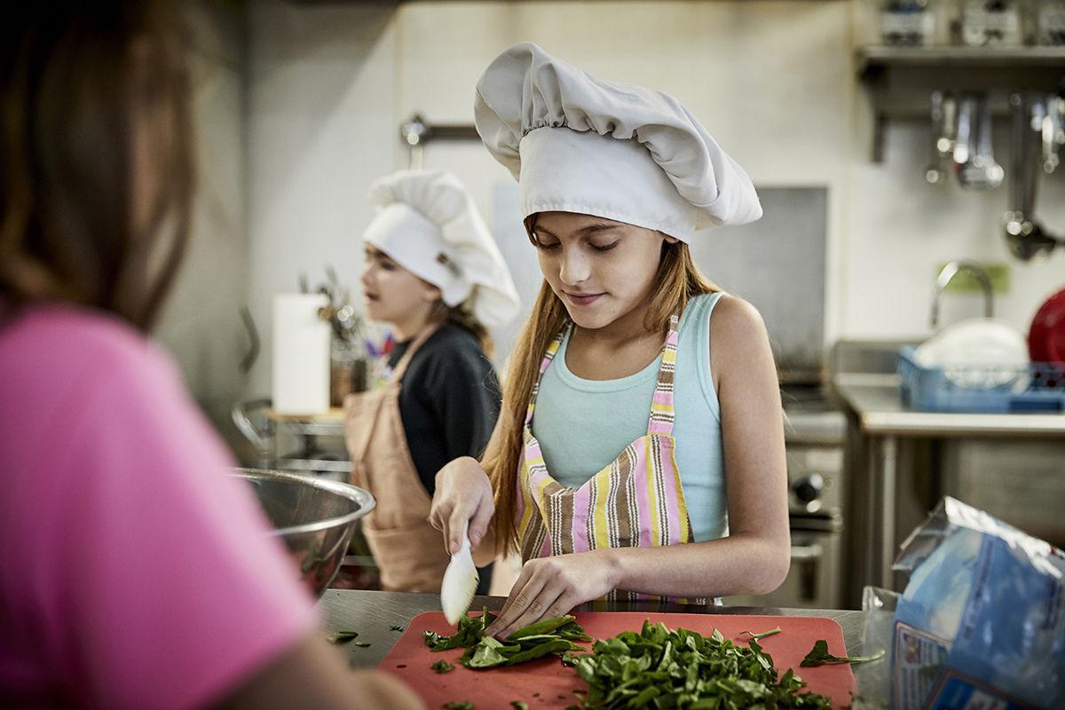 Soulard School: Chef for a day in summer schoo