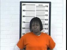 Mug shot of Carla Mathews
