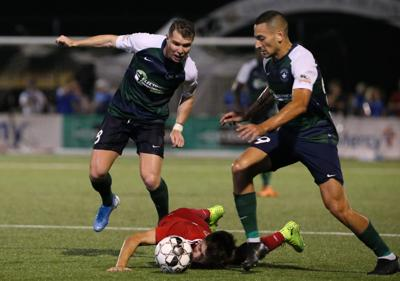 Saint. Louis FC V New York Red Bulls II