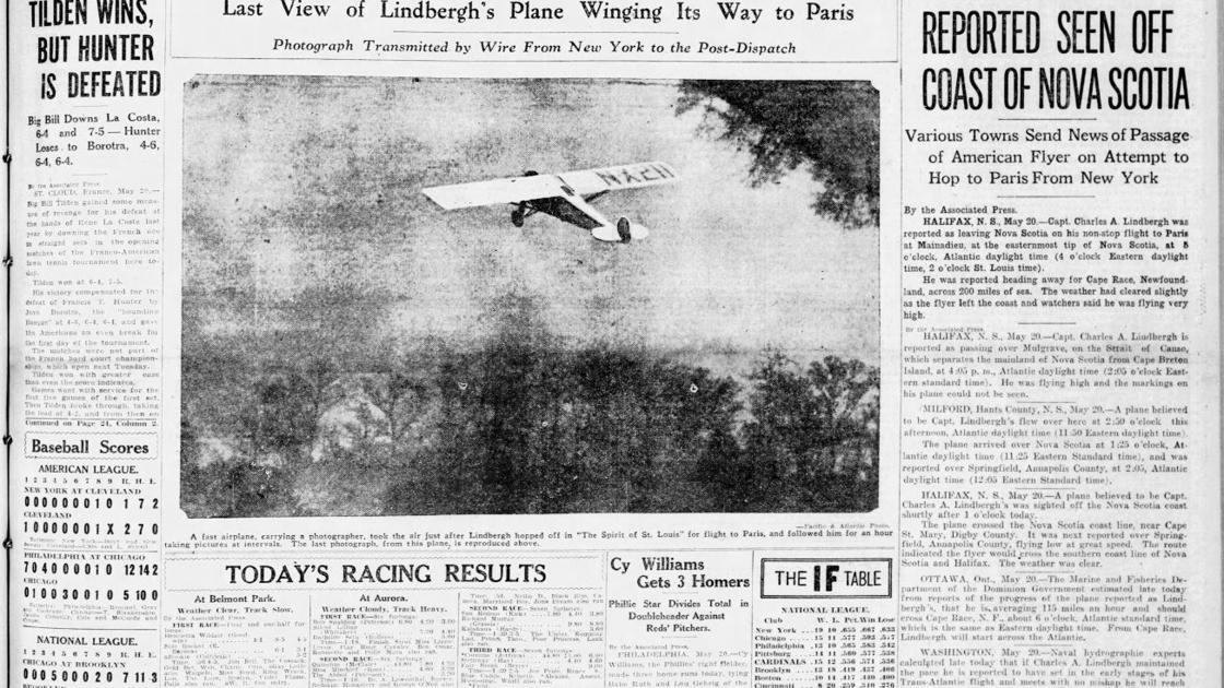 may 20 1927