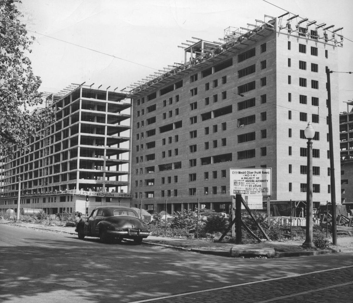 Look Back • Housing crunch during Depression and World War ...